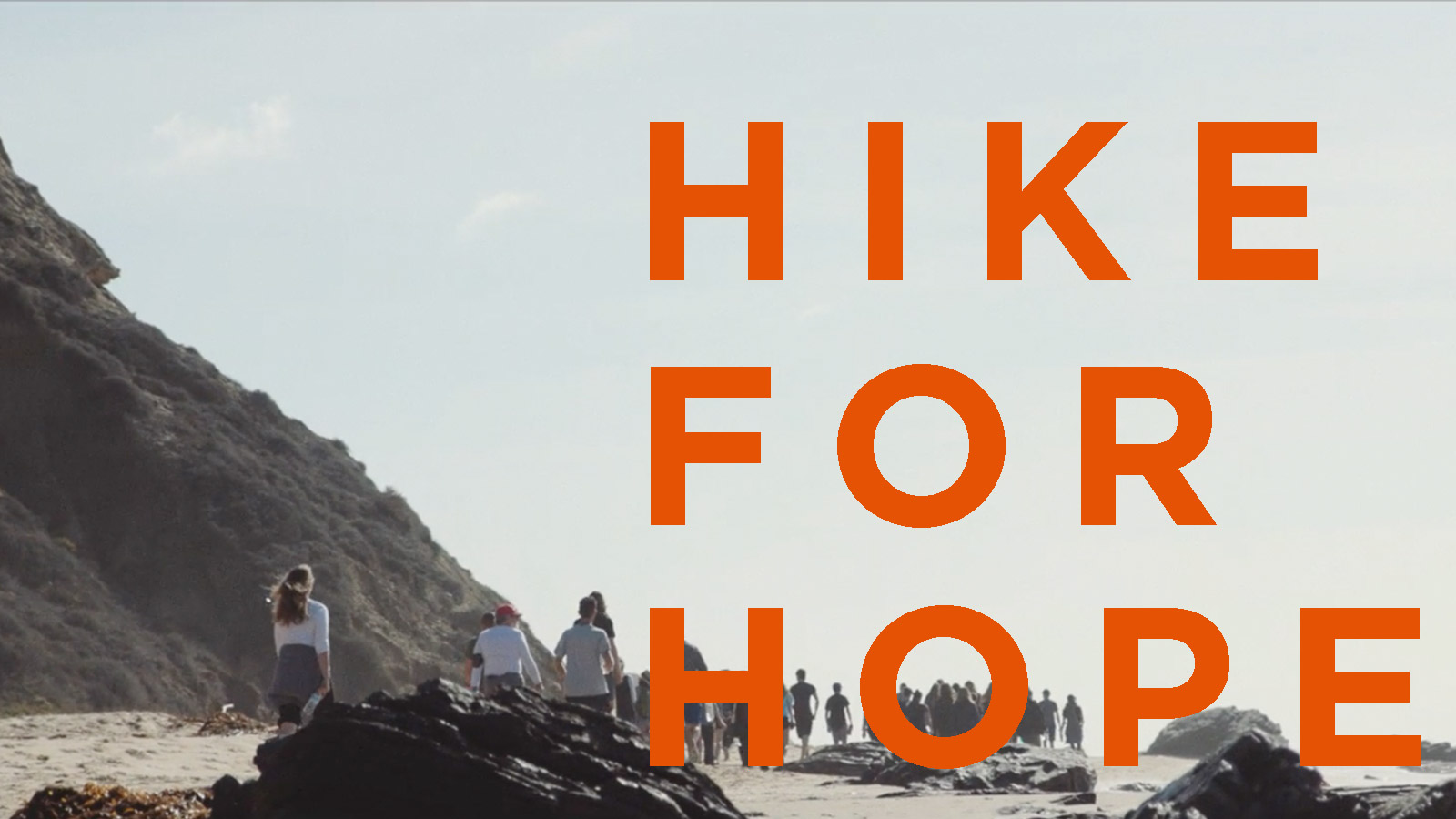 Hike for Hope - Join the Movement