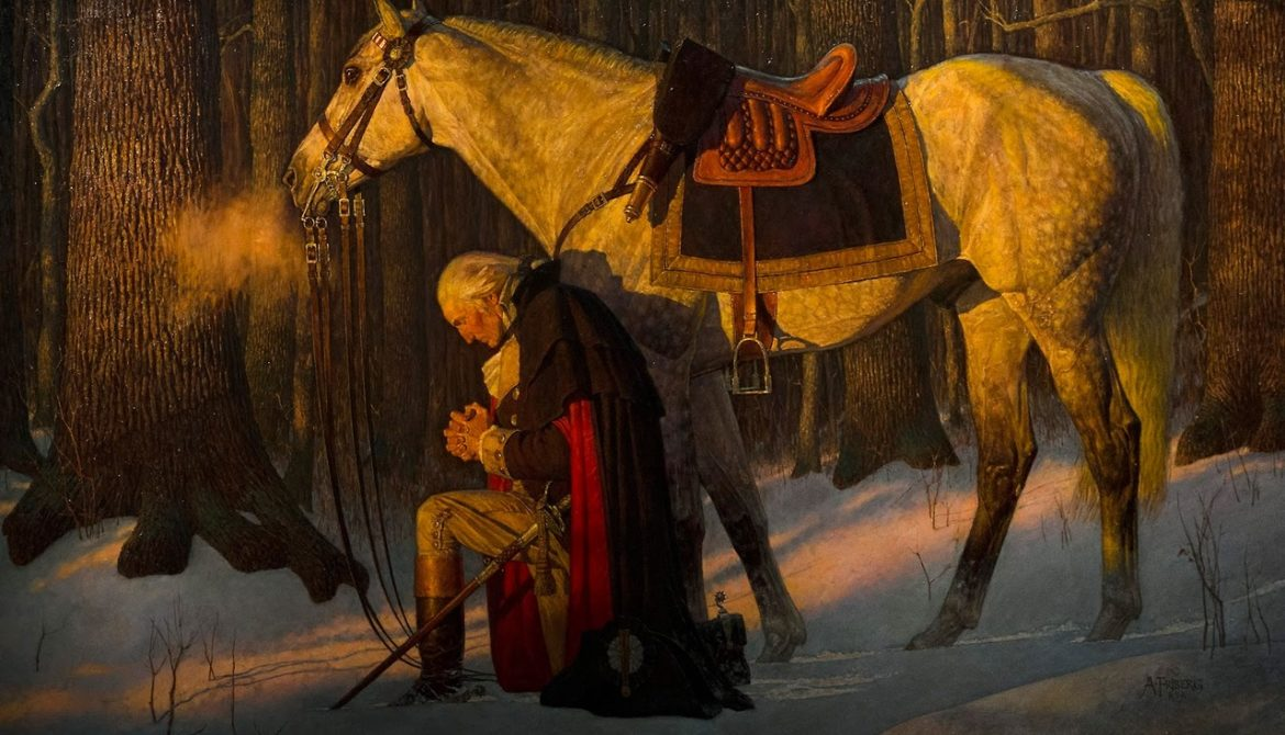 A Lesson from George Washington - Happy Thanksgiving